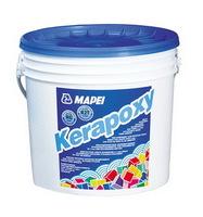 Затирка-клей Kerapoxy №144 (шоколад)